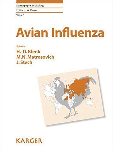 Avian Influenza (Monographs in Virology, Vol. 27)