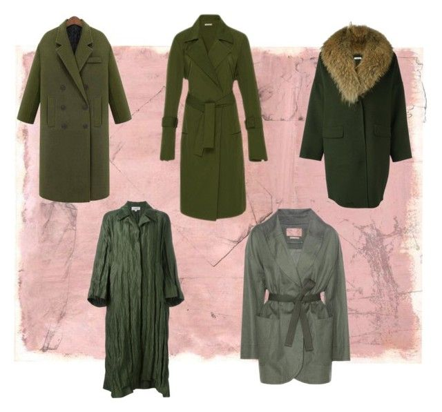"""""""greenery"""" by lazygadabout on Polyvore featuring moda, Rothko, P.A.R.O.S.H., Isa Arfen i Étoile Isabel Marant"""