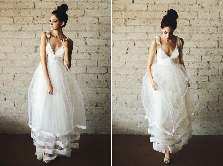 いまどき女子の大人かわいいウェディングドレス25着 / アラサーでも妥協しない! シンプルに着こなせるのが大人の特権なのだ!!