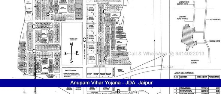 Jda Scheme Anupam Vihar 90 sq mtr Residential Plot for sale Sez Ajmer Road Jaipur