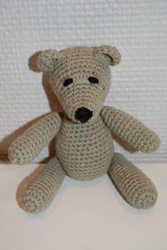 BekkiBjarnoll: Oppskrift: Lille Teddy