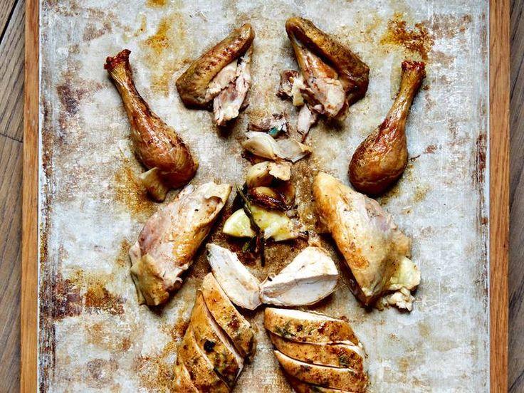 Oppskrift på saftig og sprø kylling av Even Ramsvik - DN.no