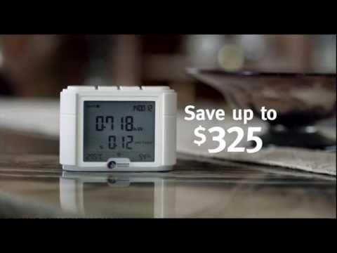 Funny energy saving ad! Haha!