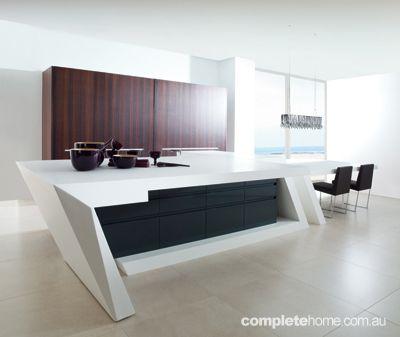 Modern Kitchen Bench 35 best modern kitchen space images on pinterest | modern kitchens