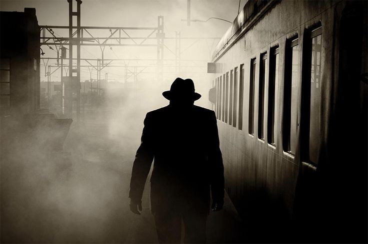 scene: #storyinspiration #railwayman