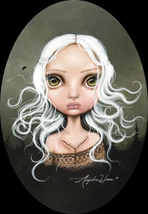 Jane Doe by Angelina Wrona