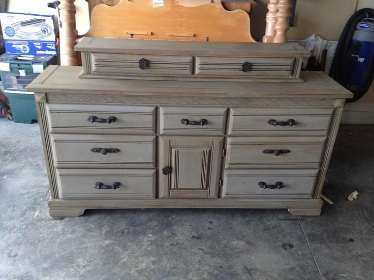 PERPETUITY DIY dresser remodel