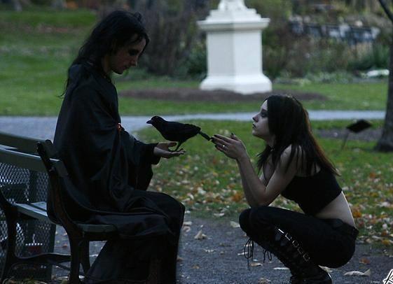 Gothic dating