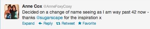 AnneFoxyCoxy..... HAHAHAHA I really want Harry to say something