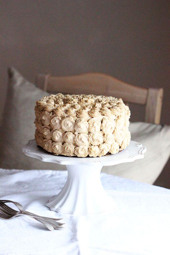 BAYADERKA- food recipes and photos. Blog kulinarny. pomysły na ciasta, desery i inne.: Tort Mocha