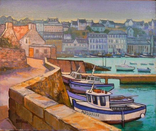Peter Deluca - Port d'Audierne