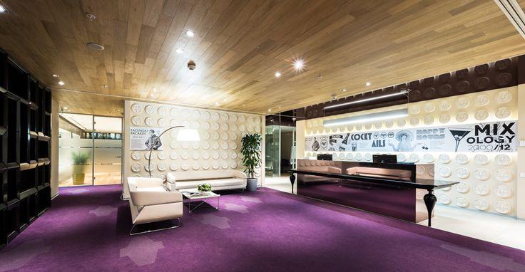 Галерея: «Бакарди Рус» показала свой новый офис - Пресс релиз