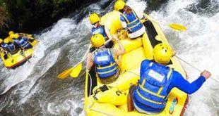 Cheapest white water rafting bali