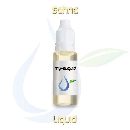 Sahne Liquid | My-eLiquid E-Zigaretten Shop | München Sendling
