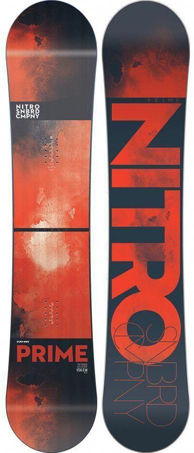 484204f80bd Nitro Prime Snowboard  Snow!!!