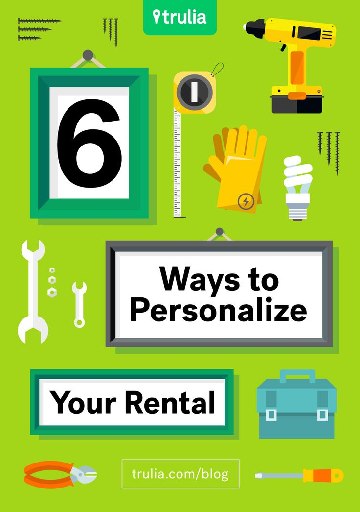 Steps To Renting An Apartment Part - 16: 6 Safe Apartment-Decorating Ideas U2014 Life At Home U2014 Trulia Blog