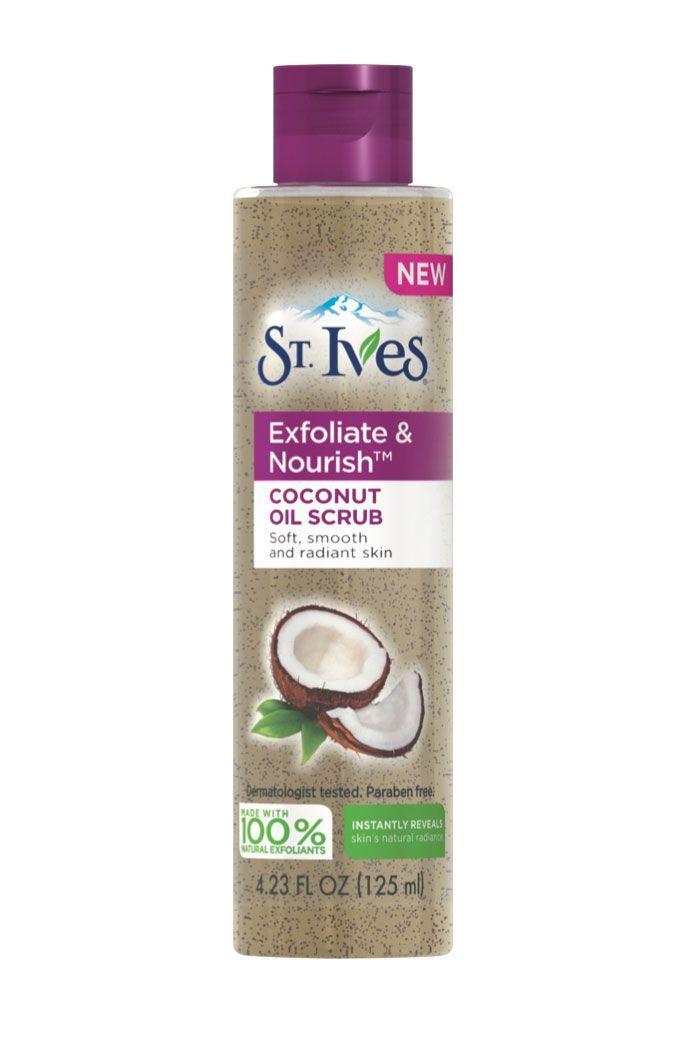 St. Ives Exfoliate & Nourish Coconut Oil Scrub