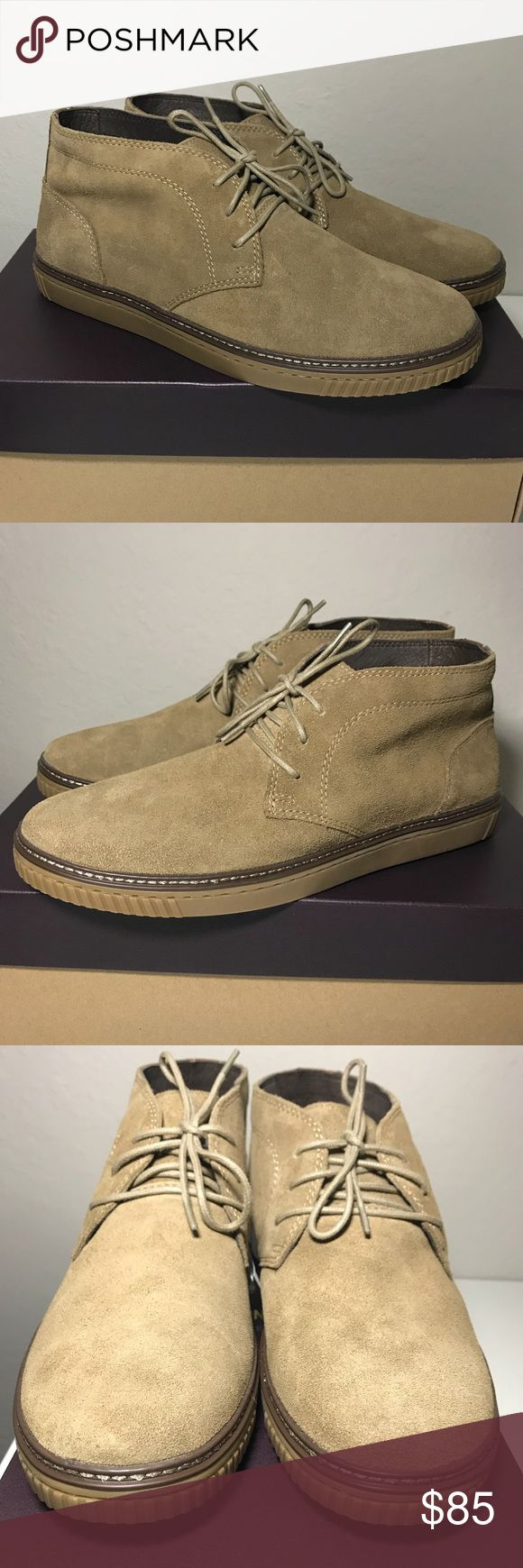 """Johnston & Murphy """"Wallace"""" Suede Chukka Boot Johnston & Murphy """"Wallace"""" Suede Chukka Boot  * Brand New with Box * Size: 10.5 * 100% Authentic   Please ask any questions prior to purchasing. See pictures for more details. Johnston & Murphy Shoes Chukka Boots"""