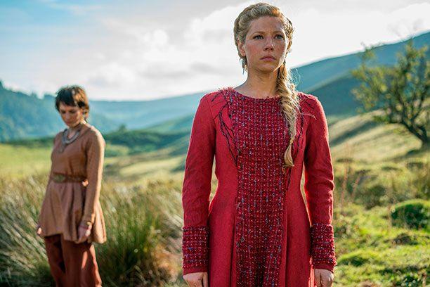 Noticias de cine y series: Vikings: El creador revela un nuevo interés amoroso para Lagertha en la segunda mitad de la cuarta temporada
