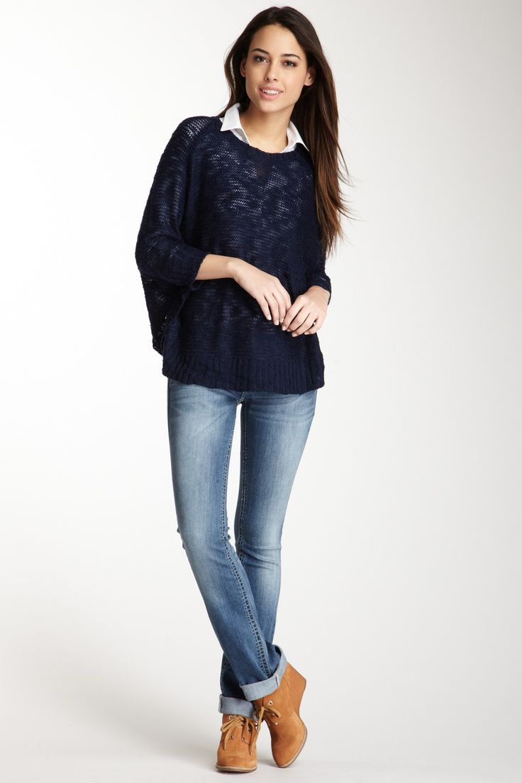 31 best What to Wear With Bootcut Jeans images on ...