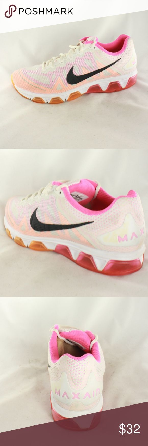 NIKE Air Max Tailwind 7 Run Sneakers 683635-106 Great colorway, light, breathable. Upper is super clean and mint. Midsole is clean. Sole has very little wear from being gently worn.  Size 11 Nike Shoes Athletic Shoes