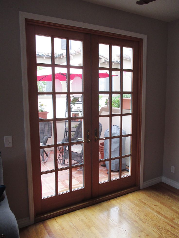 Best 25 retractable screen door ideas on pinterest for Retractable screen door for double french doors