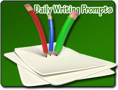 Daily Writing Prompts for every day of the week