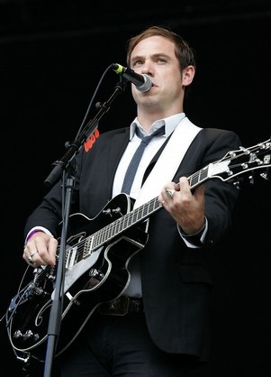 Mikel Jollet - The Airborne Toxic Event