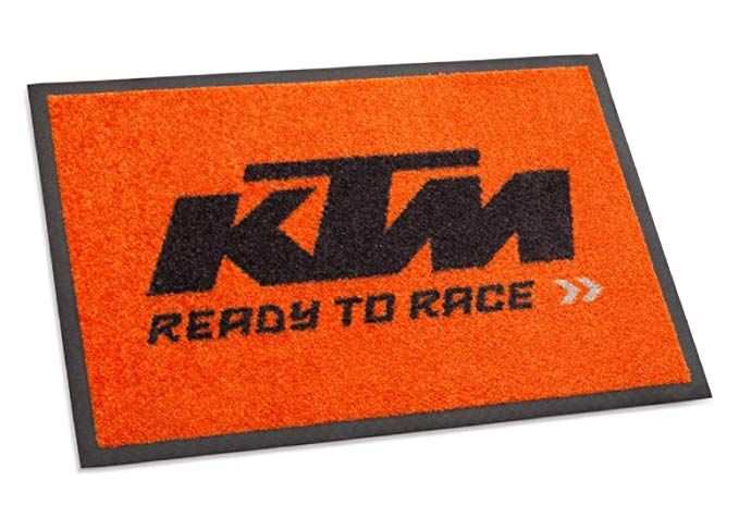 Ktm Ready To Race Doormat 3pw1871600 Review Door Mat Outdoor Door Mat Ktm