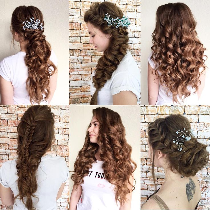 17916 Best Images About Hairstyles For Long Hair On