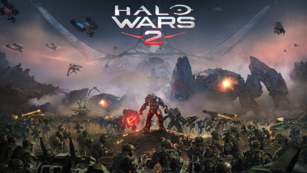 Microsoft hosts Halo Wars 2 launch event as it preps to debut new real-time strategy game