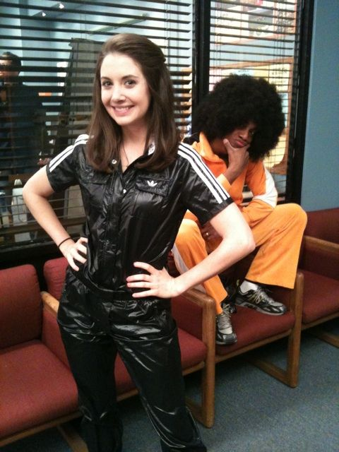 alisonbrie adidas - Google Search