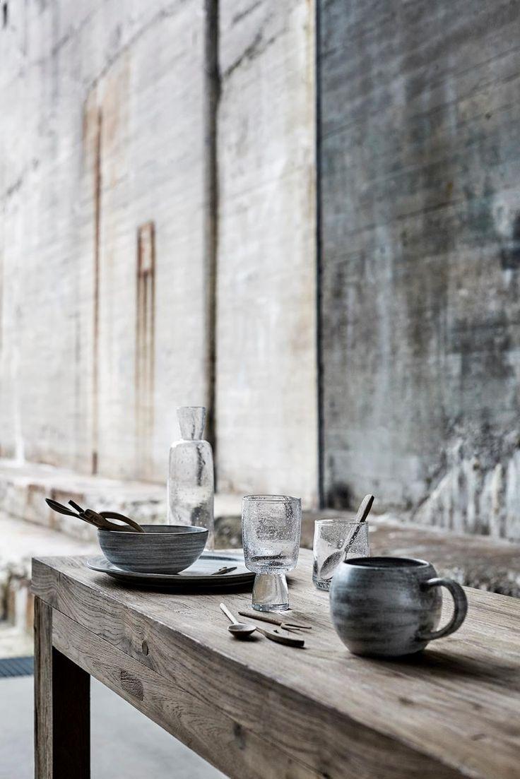 Muubs - Krus - Swift keramik - grå