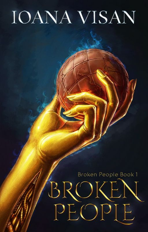 Broken People (Broken People #1), November, 2014 http://www.amazon.com/dp/B00PM4SYYI