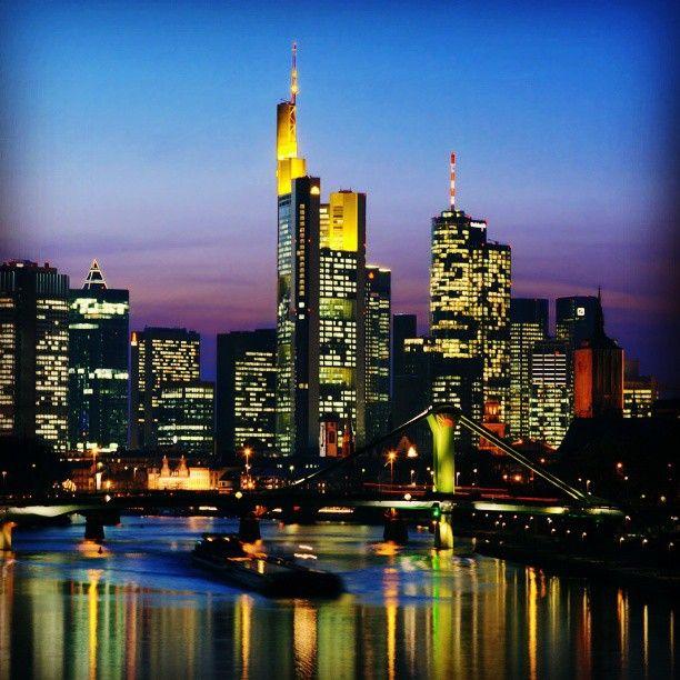 #Frankfurt_am_Main  Love it... !!