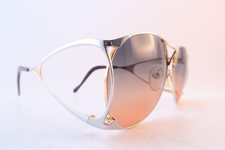 Vintage COLANI DESIGN sunglasses Mod15-450 Size 57-14 140 ZEISS lens Japan *****