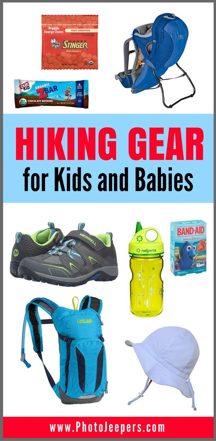 Hiking with kids is totally doable, in fact, we would rather go on a hike with our kids. We will tell you exactly what you need to bring with you on your hike to keep both you and the kids happy. We will also share our top hiking tips including what types of hikes you should look for. You'll definitely want to save this hiking gear list for day hikes with kids to your board so you can find it later!