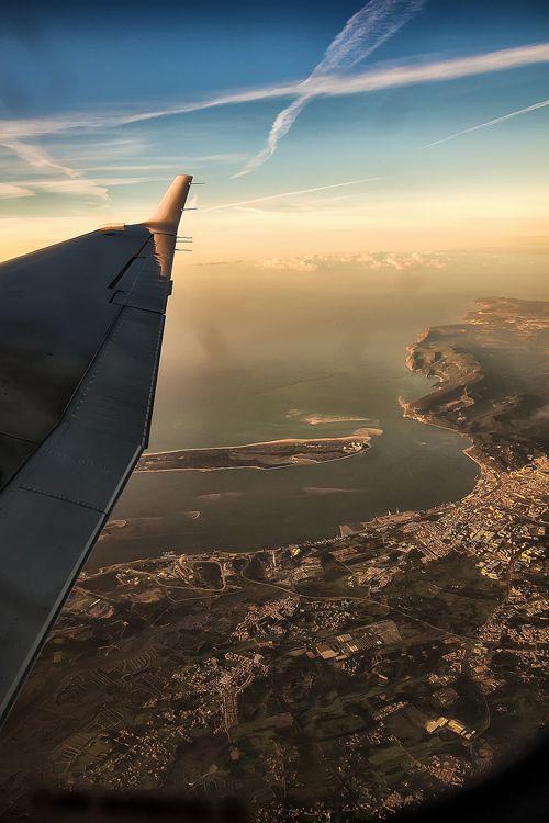 #Landscape #Plane #View