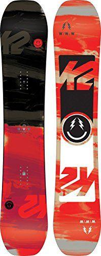 K2 WWW Wide Snowboard Mens – Snowboards