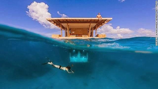 The Mantra Hotel in Tanzania