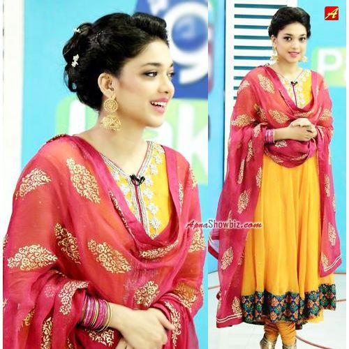 Sanam Jung in beautiful anarkali dress  #Pakistan #SanamJung #MorningShow #HUMTV…