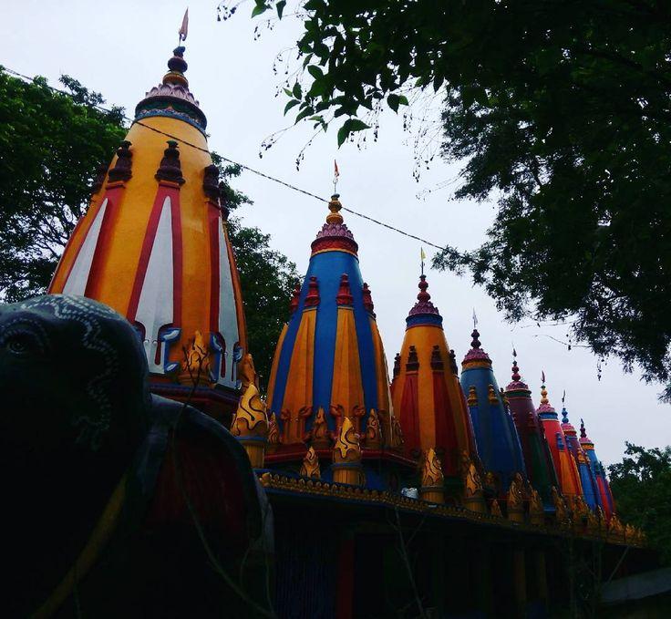 Rajarappa temple at #Rajarappa village in #Ramgarh district #jharkhand #jharkhandtourism #india #incredibleindia #temple #clourofindia #atithidevobhava #hindutemple
