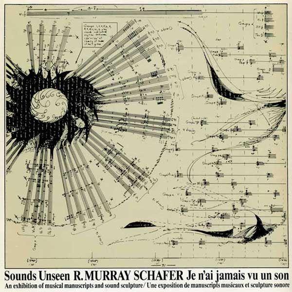 Sounds Unseen by R. Murray Schafer