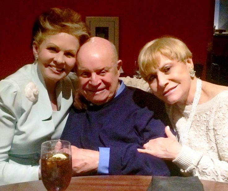 A lovely evening spent with very dear friends Don & Barbara Rickles. Always filled with laughs and great memories!