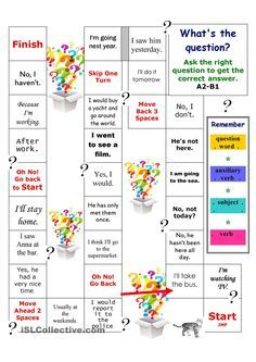 WHATS THE QUESTION   Teaching English   Pinterest   Student-centered resources, Wh questions and ...