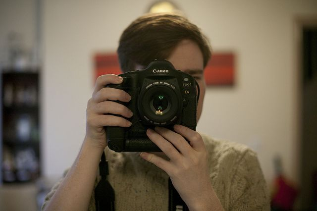 Canon EOS - 1DS.   Flickr - Photo Sharing!