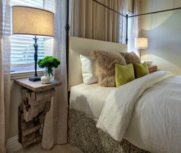 Shadow Wood - transitional - Bedroom - Miami - LAURA MILLER, ASID, NCIDQ: INTERIOR DESIGN