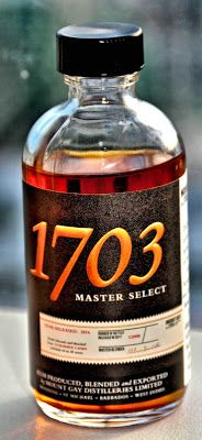 Bahama Bob's Rumstyles: Mount Gay 1703 Master Select Arrived
