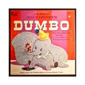 Dumbo Album Art now featured on Fab.