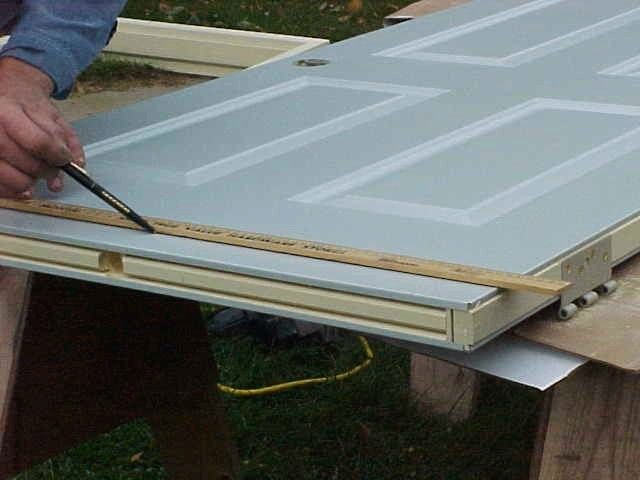 Cut down a standard door to fit mobile home & 784 best Mobile Home DIY stuff images on Pinterest | Mobile homes ... pezcame.com